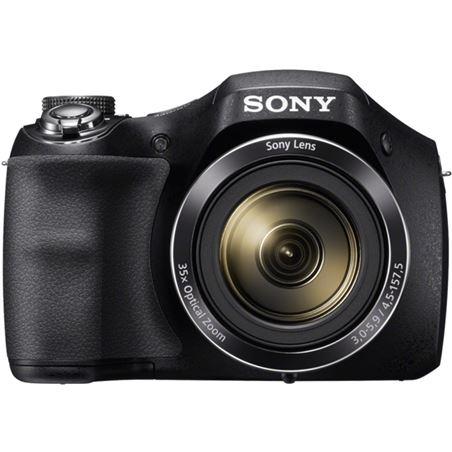 Sony camara foto digital DSCH300BCE3 22,3mm; 35x, Cámaras fotografía digitales - DSCH300BCE3