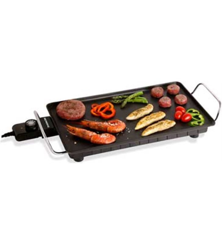 Mondial plancha de cocina mltc01 Barbacoas, grills y planchas - MLTC01