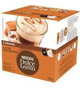 Nestle cafe latte macchiato dolce gusto 12074750, 8 caps nes5219838