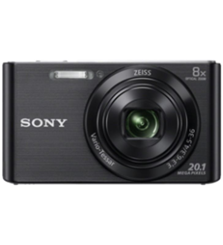 Camara Sony KW830BBgsfdiye, 20,1mpx, 8x Cámaras fotografía digitales - KW830BB