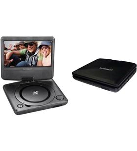7. dvd portatil Sunstech DLPM728BK DVD Portátil - DLPM728BK