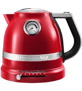 Kitchenaid hervidor artisan 5kek1522eer 1,5l rojo