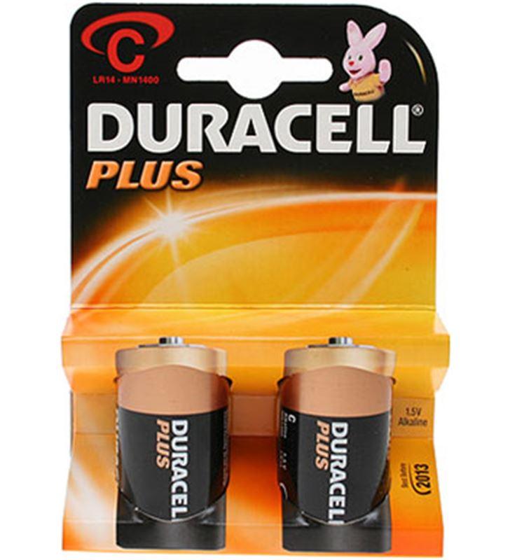 Braun pilas duracell 1.5v c lr14/mn1400 durmn1400k2 - 5000394038165