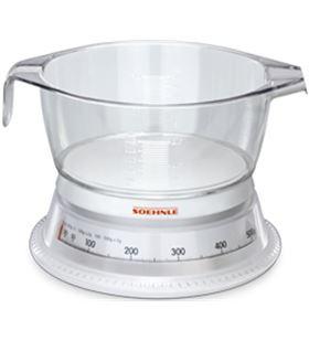 Balanza cocina Soehnle mec vario bi+bol 65418