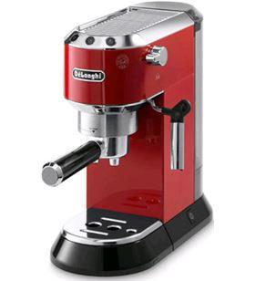 Delonghi cafetera espresso EC680R más compacta del mercado