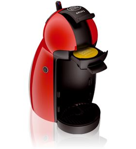 Krups cafetera piccolo roja kp1006 dolce gusto
