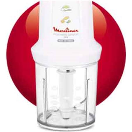Moulinex DJ300110 picadora , dj2005, 350w, 0,4l, Picadoras - 3045388190346