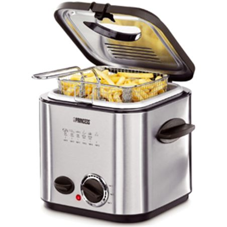 Princess mini fryer & foundue 12l 840 w ps182611 Freidoras - 182611