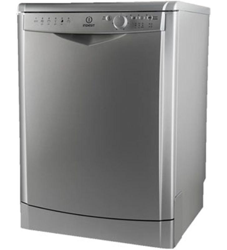 Indesit lavavajillas DFG26B1NXEU Lavavajillas de 60 cm - 8007842844887