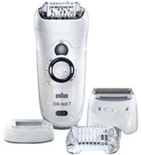 Braun depiladora new 7281 xpressive body recargable 7281NEW - 7281XPRESSIVE