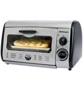 Orbegozo mini horno tostador ho810a, 800w, 6l, tes 15513