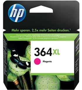 Cartucho tinta Hp nº 364xl magenta CB324EE Fax digital cartuchos - CB324EE