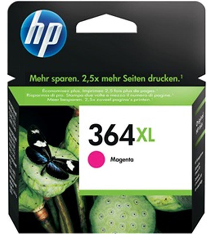 Cartucho tinta Hp nº 364xl magenta CB324EE Fax digital y cartuchos de tinta - CB324EE