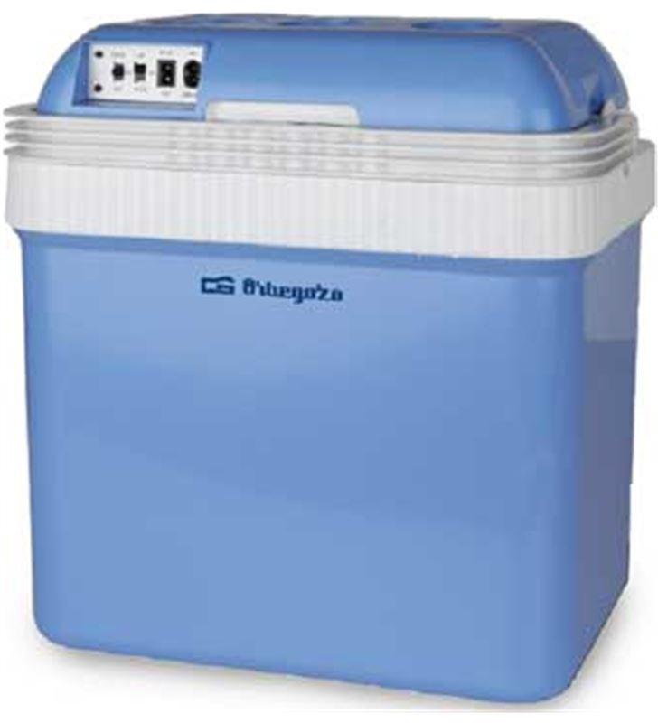 Orbegozo nevera portatil mini NV4100 25l azul Mini Frigorificos - 8436044530852