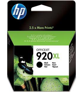 Cartucho tinta Hp 920xl negra CD975AE Fax digital cartuchos - CD975AE