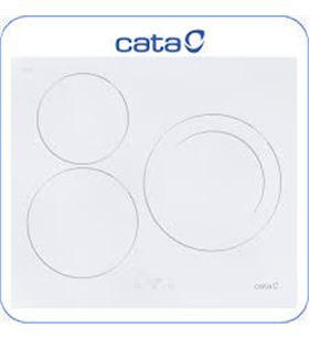 Cata vitroceramica induccion independiente ib603 wh 08073002