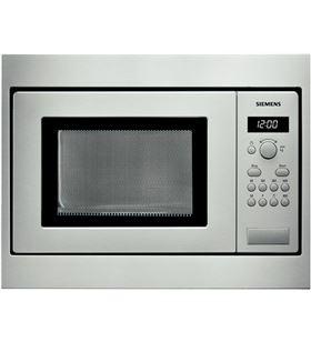 Microondas integrable s/grill 18l Siemens HF15M552 inox