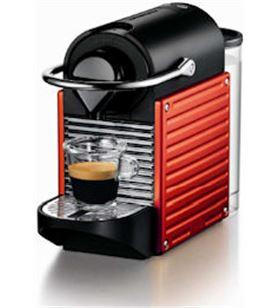 Cafetera pixie rojo XN3006, Krups nespresso, auto