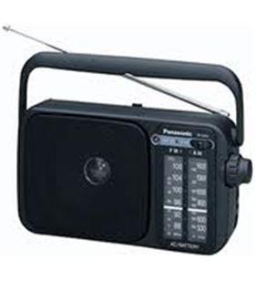 Radio Panasonic RF2400EG9K, portatil, mono, 2 band