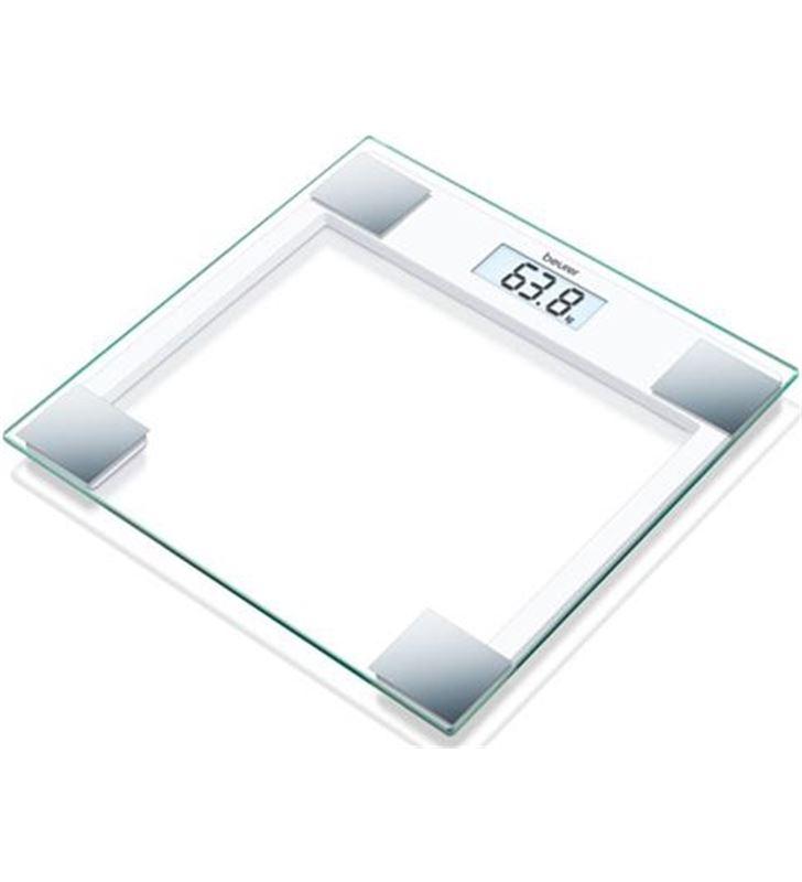 Beurer bascula baño GS14 digital cristal Básculas - GS14