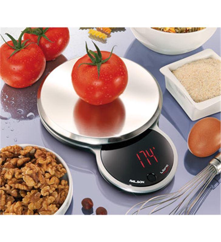 Balanza cocina Palson libra 5kg (30651) Basculas - 8428428306511