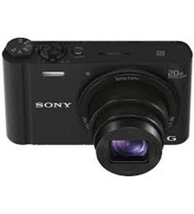 Sony DSCWX350BCE3 camara , 18,2mpx, nfc, wifi Cámaras fotografía digitales - DSCWX350B