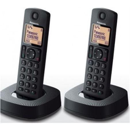Panasonic telefono kxtgc312spb duo (1 tel + 1 sup KXTGD312SPB - 5025232765706