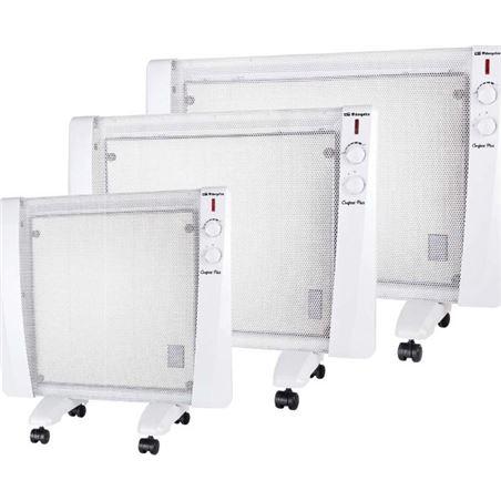 -Radiador de mica Orbegozo RM1500, 1500w, Radiadores - RM1500
