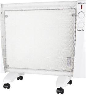 Radiador de mica Orbegozo RM2000, 2000w,