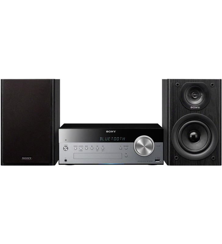 Sistema hifi SonyCMTSBT100CEL, con cd, usb, Minicadenas y microcadenas - CMTSBT100CEL