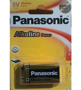 Panasonic 6LR61 AP pilas alcalinas 9v ( 1-blist pan9v - 5410853039303