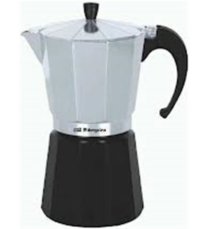 Orbegozo cafetera aluminio kfm1230 ORBKFM1230 Cafeteras inox - KFM1230