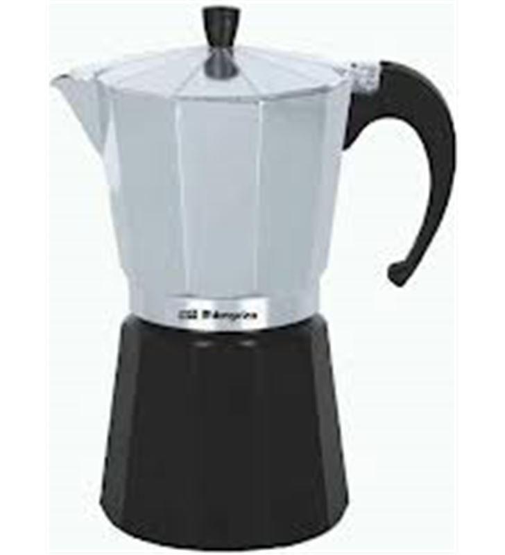 Orbegozo cafetera aluminio kfm1230 ORBKFM1230 Cafeteras - KFM1230