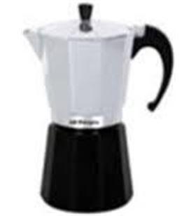 Cafetera aluminio Orbegozo kfm230, 2 tazas, utili ORBKFM230