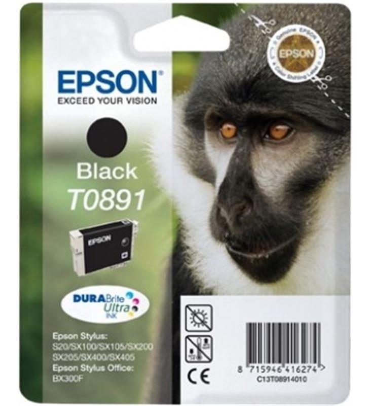 Epson C13T08914010 cartucho tinta negra, epsc13t08914011 - C13T08914010