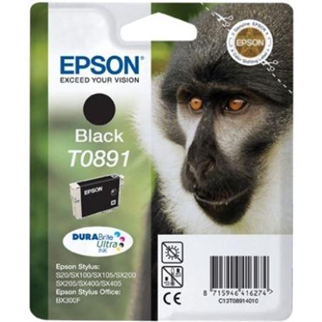 Cartucho tinta Epson c13t08914010 negra, EPSC13T08914011 - C13T08914010
