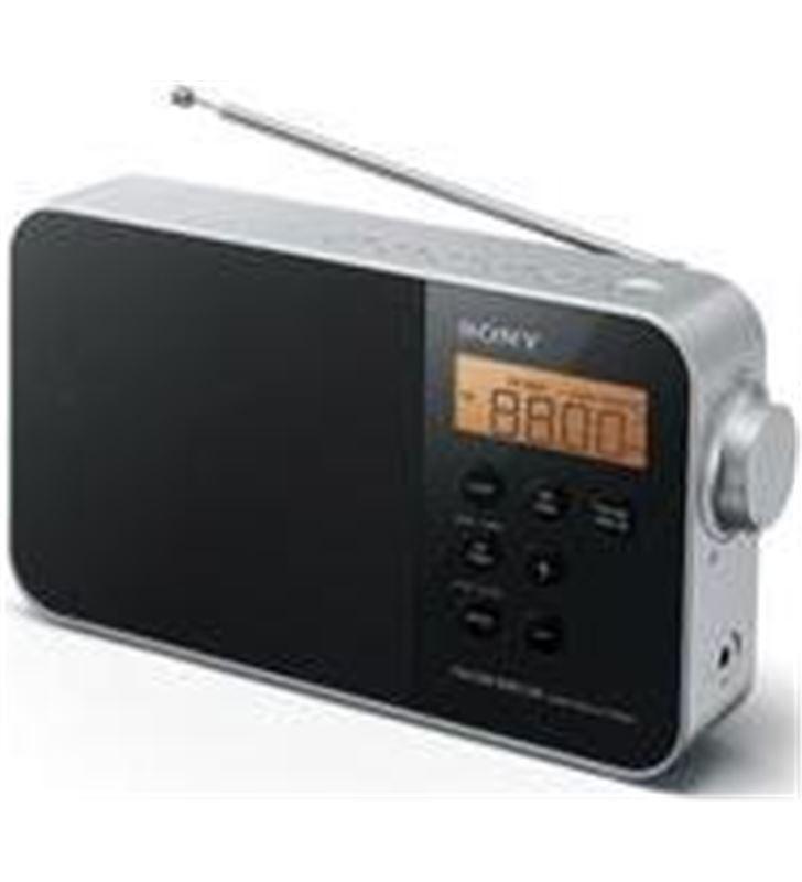 Radio portatil Sony, icfm780slw.ced, diseño ICFM780SLB - ICFM780SLB