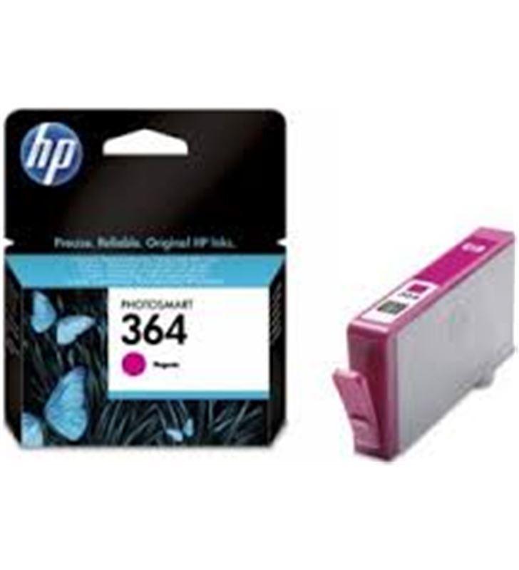Cartucho tinta Hp nº 364 magenta CB319EE Fax digital y cartuchos de tinta - CB319EE