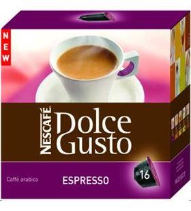 Nestle cafe espresso dolce gusto 5219838, 16 capsulas. nes5219838