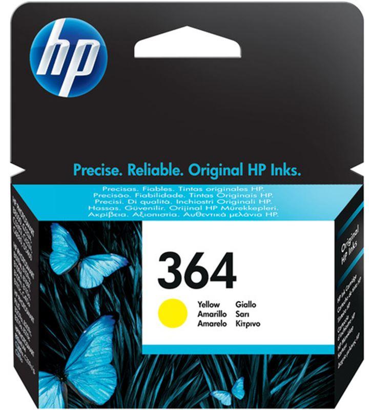 Cartucho tinta Hp nº 364 amarilla CB320EE Fax digital y cartuchos de tinta - CB320EE