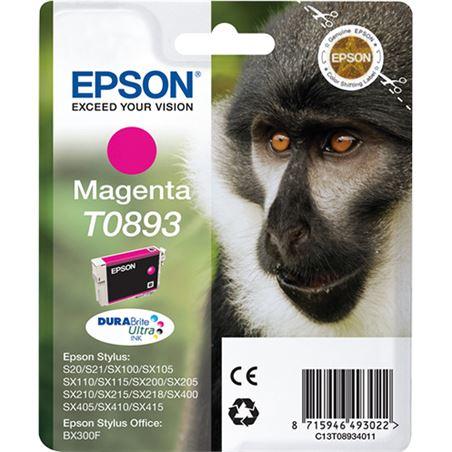 Epson C13T08934011 cartucho tinta magenta Fax digital cartuchos - C13T08934011
