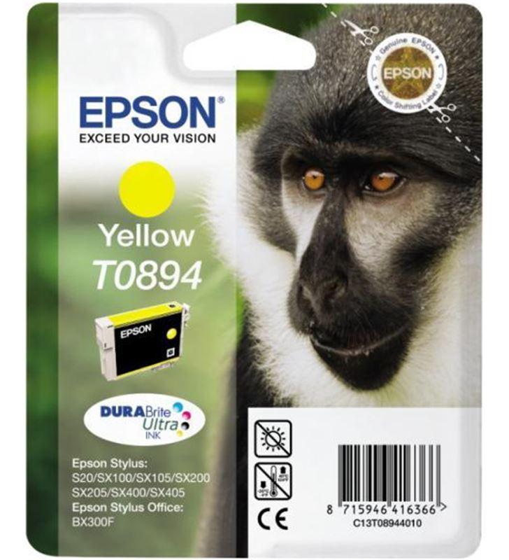 Epson C13T08944011 cartucho tinta amarillo eps Fax digital cartuchos - C13T08944011