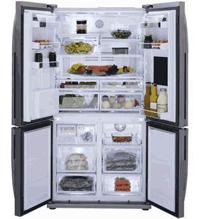 Beko frigorífico side by side gne134630x