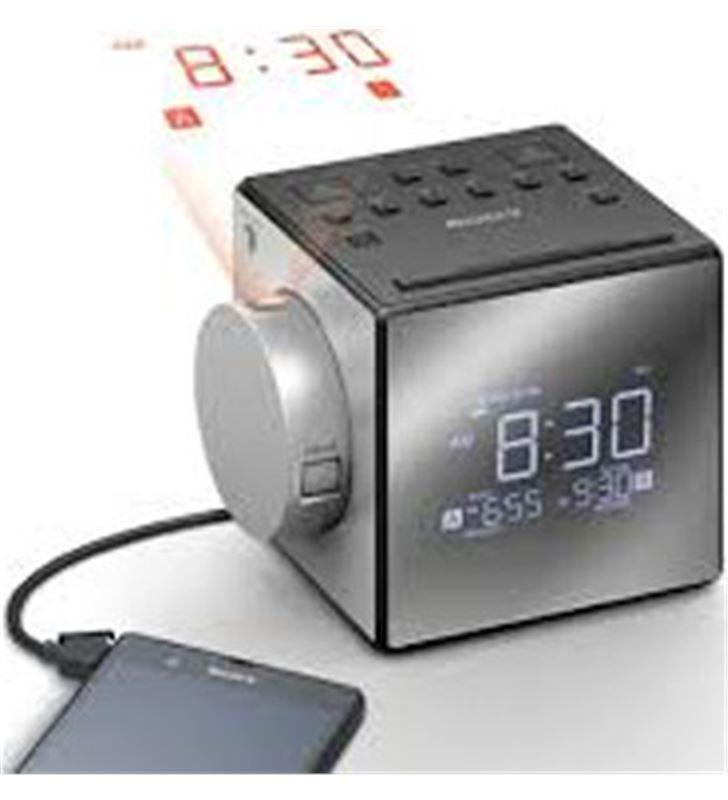 Sony radio reloj despertador ICFC1PJCED, proyector - ICFC1PJ