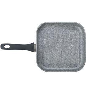 Monix grill liso piedra 24 x 24, modelo cosmos M511231