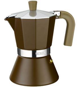 Monix cafetera inducción 6 tazas, modelo cream M670006