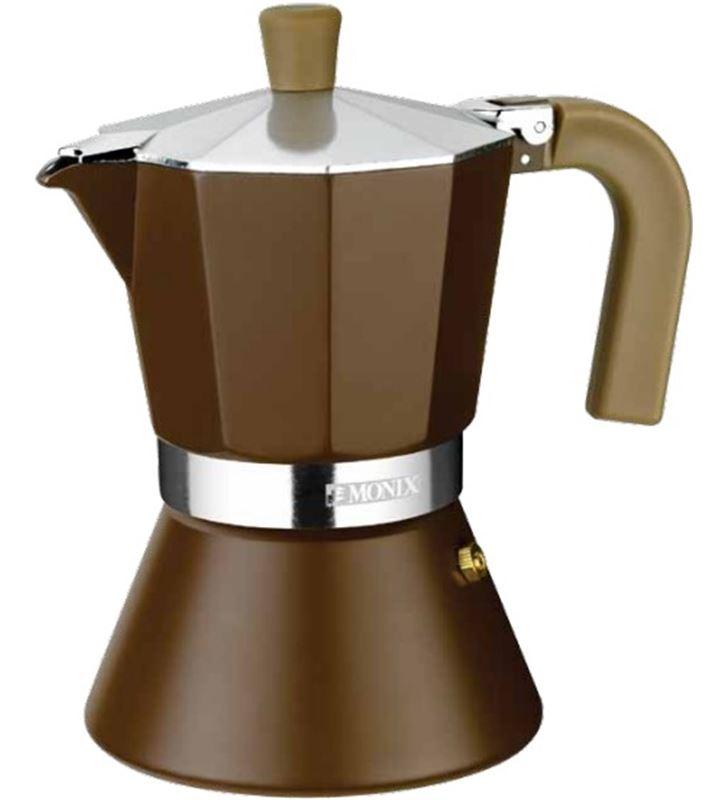 Monix cafetera inducción 12 tazas, modelo cream M670012 - M670012