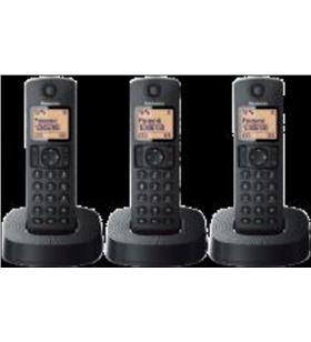 Panasonic telefono inalambrico KXTGC313SPB dect b Teléfonos inalambricos - 5025232765744