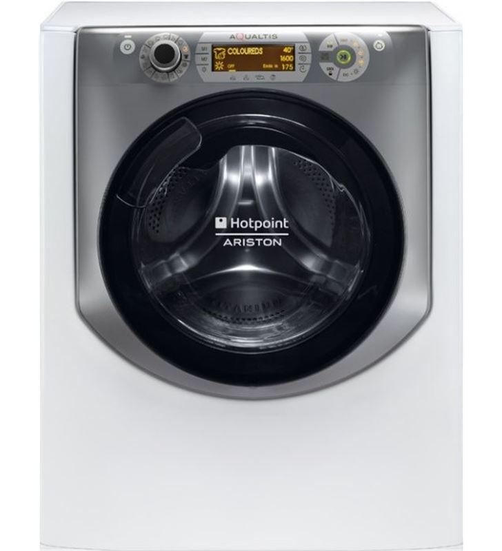 Hotpoint lavasecadora carga frontal AQD1071D69EUA 1600rpm 10/7kg a blanca - AQD1071D69EUA