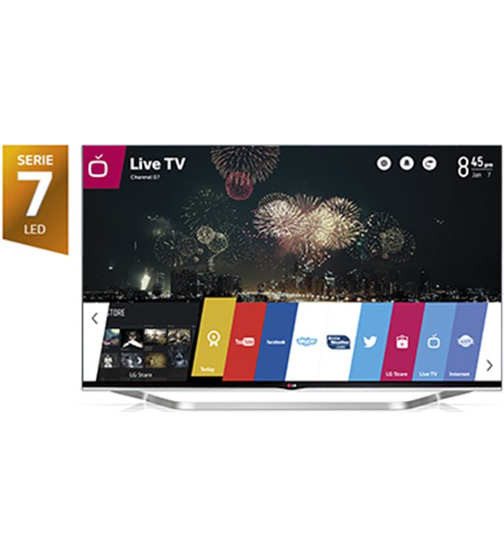 Lg 65LB730V tv led 65'' Televisores pulgadas - 65LB730V